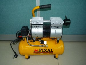 FX580-9 静音无油空压机 静音空压机